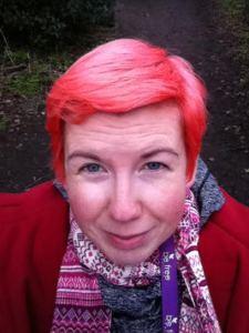 pink hair jan 2015